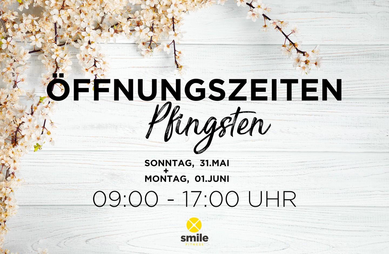 ++ Öffnungszeiten Pfingsten ++